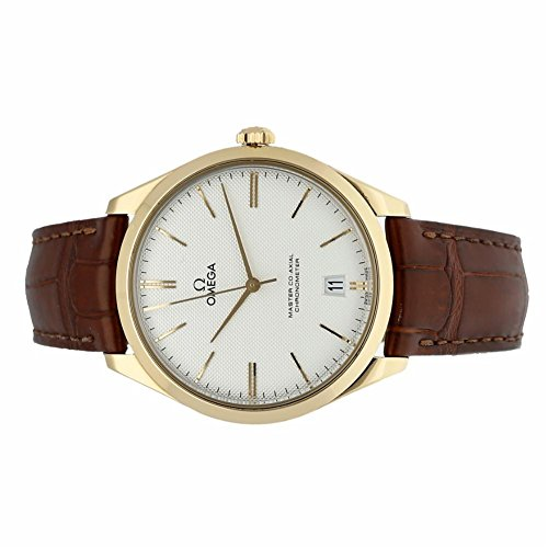 Omega DeVille mechanical-hand-wind mens Watch 432.53.40.21.02.001 (Certified Pre-owned)