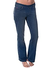 Women's Bootcut Stretch Knit Denim Jeans