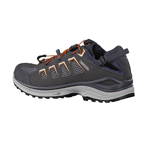 Chaussures Lowa 410481 MENS Orange Lo Madison Graphit qpBvdpw