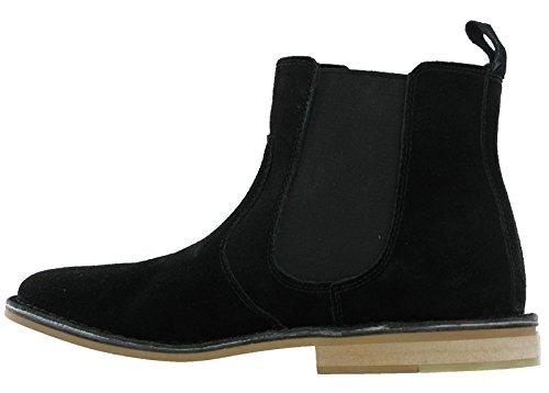 Lambretta ,  Herren Chelsea Boots Schwarz