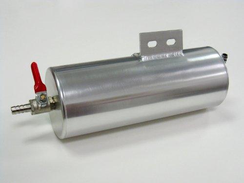 Performance Polished Aluminum Radiator - 6