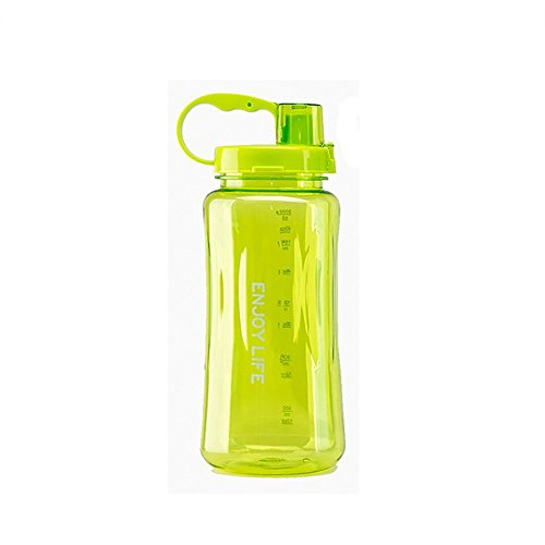 MOACC Outdoor Water Bottle 1.5L Space Cup with Carry Handle Pop Up Straw Wide Mouth for Sports Camping Hiking Gym Picnic