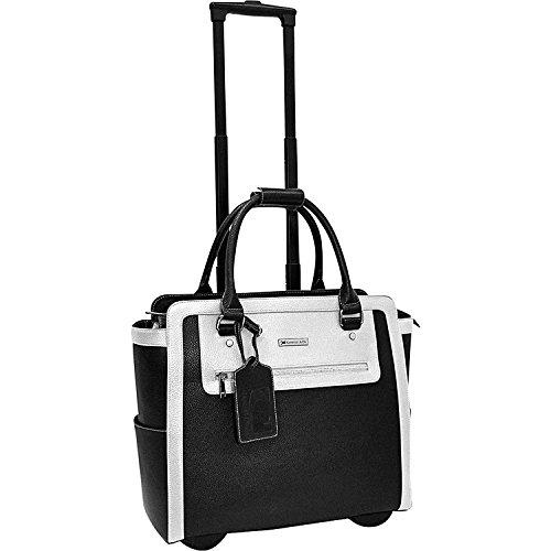 cabrelli-talula-2-tone-156-laptop-rollerbrief-black-w-bonus-dreams-cosmetic-bag