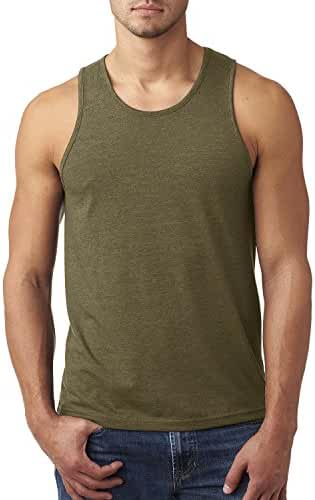 Next Level-Mens CVC Premium Fitted Jersey Tank-6233