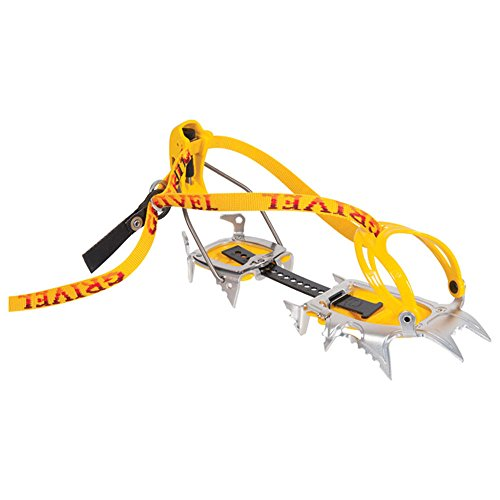 Grivel Air Tech Light New-Matic Crampon With Antibot Plate One Size