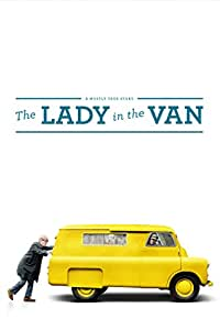 Lady in the Van [Blu-ray] (Bilingual)