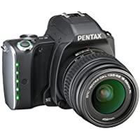 Pentax digital SLR camera (black) lens kit regular color K-S1