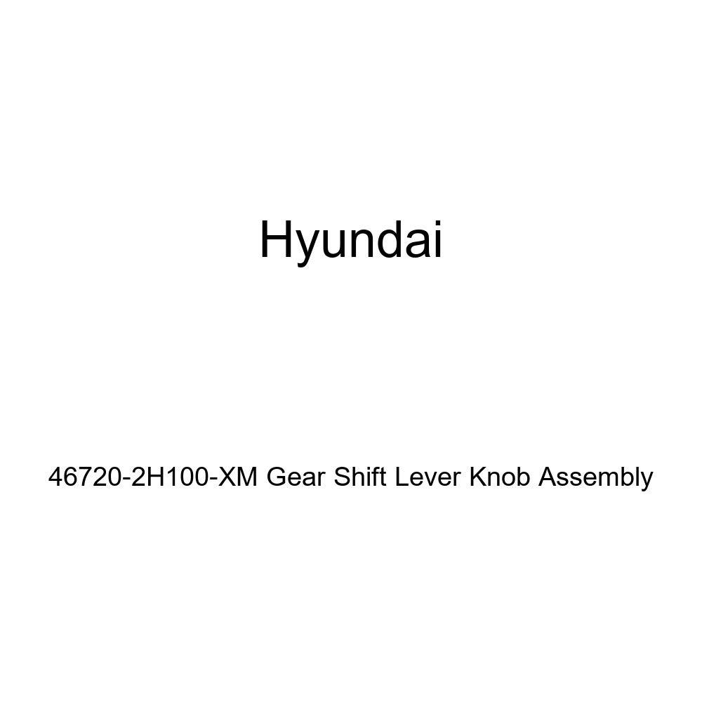 Genuine Hyundai 46720-2H100-XM Gear Shift Lever Knob Assembly