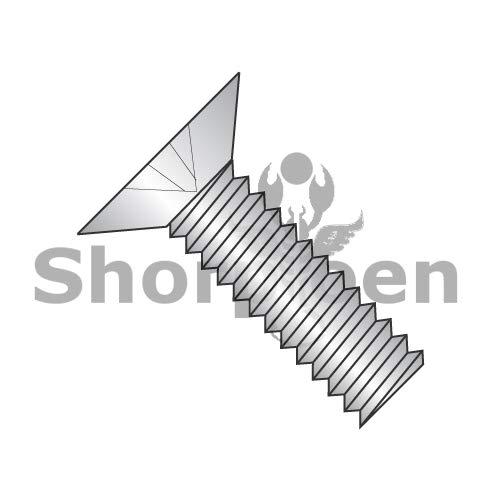 (MS24693-C Phillips Flat 100 Degree F/T Machine Screw 300 Series S/S DFAR 8-32 x 1 1/4 BC-MS24693-C56 (Box of 1000) - Weight 5.78 Lbs)
