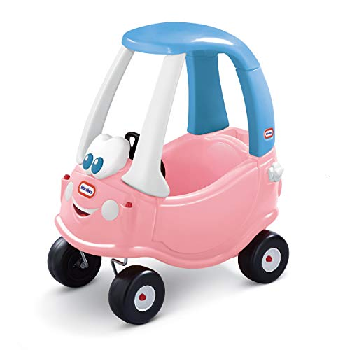 Carro Princesa Rosa Cozy Coupe Little Tikes
