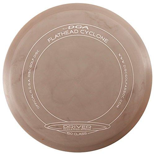 DGA RDGA Line Flathead Cyclone Driver Golf Disc [Colors may vary] - ()