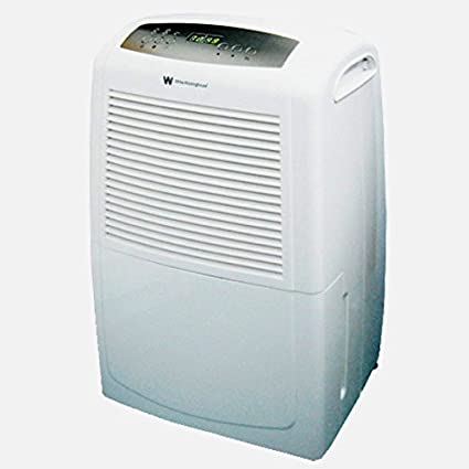 White Westinghouse 3-in-1 Dehumidifier with Air Purifier & Dryer WDE50:  Amazon.in: Home & Kitchen