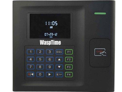 Wasp Tech 633808551414 Wasptime RF200 RFID Time Clock