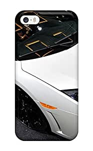 Premium Lamborghini Beautiful Car Wide Back Cover Snap On Case For Iphone 5/5s