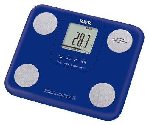 TANITA BC-751-NB InnerScan Body Composition Diet Monitor