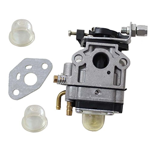 Carburetor W//Gasket For Jiffy Ice Auger Jiffy 2 Cycle Engines Rep 4082 Carb