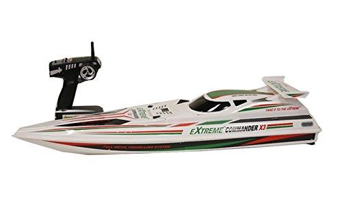 Máxima potencia de Comandante X 3 Twin Turbo barco: Amazon.es: Deportes y aire libre