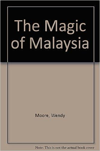 Book The Magic of Malaysia