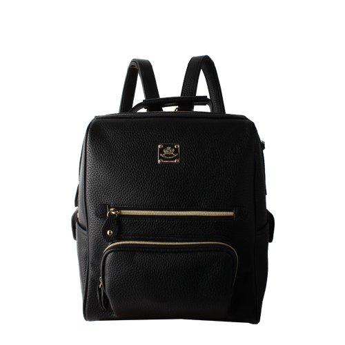 banabana Jane バックパック (backpack) - black B079L18DP2