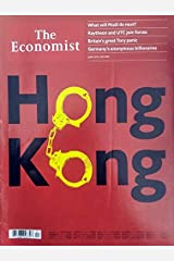 The Economist 15 - 21 June 2019 Issue Hong Kong Special Magazine Paperback