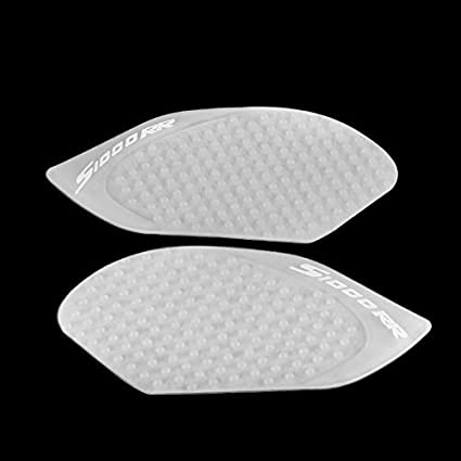Black KYN for BMW S1000RR 2009 2010 2011 2012 2013 2014 2015 2016 S1000 RR Transparent Motorcycle 3M Gas Tank Pad Anti Slip Stickers Side Fuel Gas Grip Decal Protector