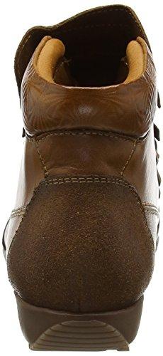 Altas Pikolinos Marrón para i17 Lisboa Brandy W67 Zapatillas Mujer rrx4w