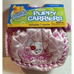 Zhu Zhu Puppies Stylin Puppy Carrier Pink