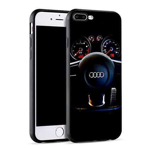 Amazon.com: Minason Luxury Custom Car Logo Case for iPhone 7 ...