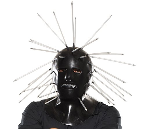 Rubie's Men's Metal Band Slipknot Craig Mask Theme Party Halloween Costume Accessory ()