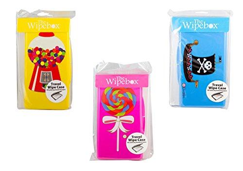 Baby Wipes Dispenser Big Travel Wet Tissue Case Portable