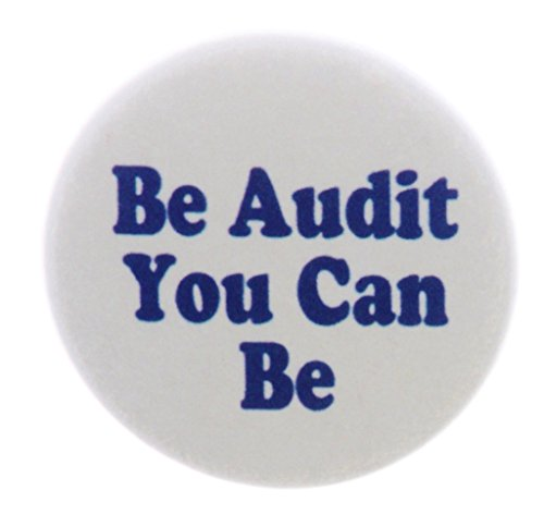 Be Audit You Can Be 2.25