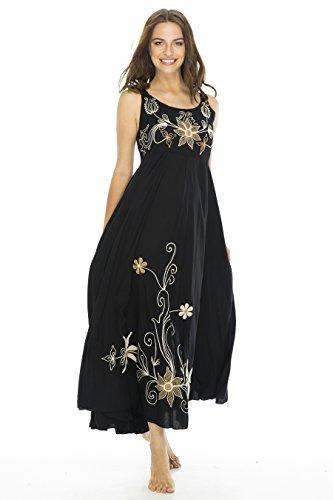 Dress Joy Maxi Black M/L