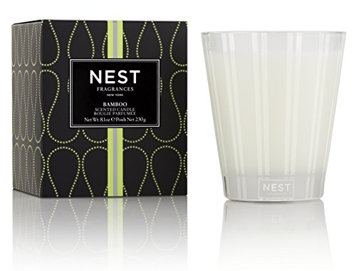 NEST Fragrances Classic Candle- Bamboo , 8.1 oz - NEST01-BM