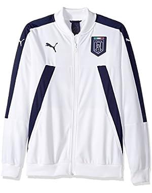 Men's Figc Italia Stadium Track Jacket