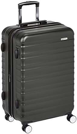 Amazon.com: AmazonBasics Equipaje premium giratorio con ...