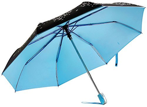 RENZER-Travel-Umbrella-Compact-Rain-Umbrella-Windproof-for-Women-Automatic-Openclose-Durability-Cherry-Sunny-Umbrellas