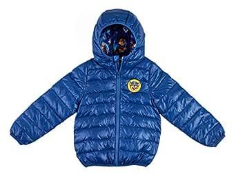 The Arctic Squad Paw Patrol Boys Toddlers Ultralight Dark Blue Jacket (2T, Blue)