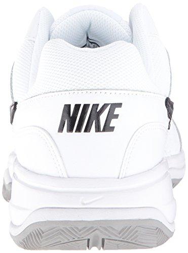 NIKE Men's Court Lite Tennis Shoe, White/Medium Grey/Black, 6.5 D(M) US by Nike (Image #2)