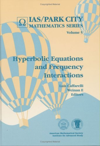 Hyperbolic Equations and Frequency Interactions (Ias/Park City Mathematics Series)