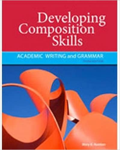 Amazon developing composition skills academic writing and developing composition skills academic writing and grammar developing refining composition skil 3rd edition fandeluxe Image collections