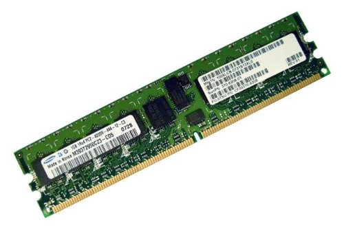 Sun 1GB 1Rx4 PC2-4200R-444 Memory Module, Sun P/N: 370-6208-01