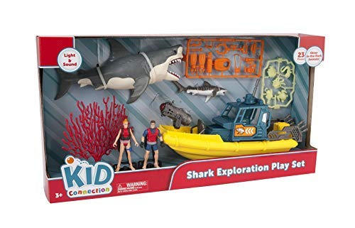 - Kid Connection Shark Exploration Set