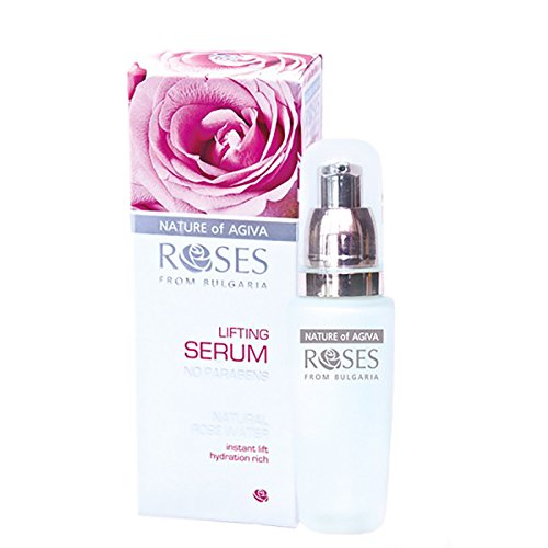 Roses Lifting Anti-Wrinkle Serum With Bio Firming Complex & Rose Water - 30ml Agiva