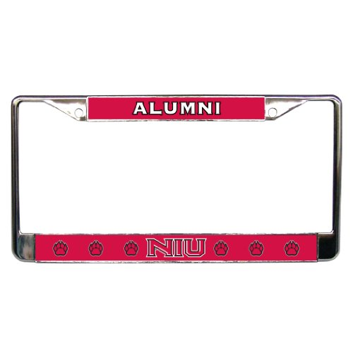 VictoryStore License Plate Frame - Northern Illinois University - License Plate Frame - Alumni