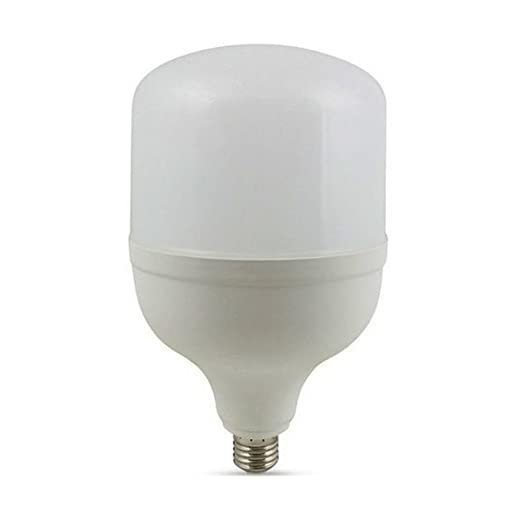 KHEBANG Bombillas LED E27 T140 50W Lumen 4000 Lm Luz Fría 6000K