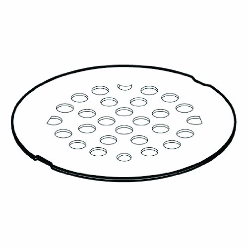 Moen 101663WRMOENF Kingsley 4-1/4-Inch Snap-In Shower Drain Cover, Wrought Iron - Wrought Iron Sinks