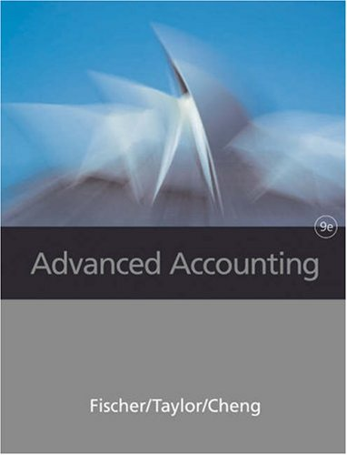 Advanced Accounting (with Electronic Working Papers CD-ROM and Student Companion Book) -