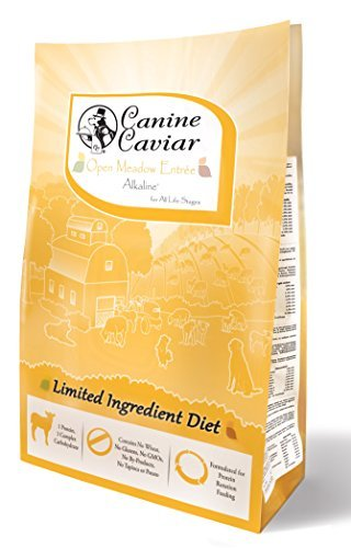 Canine Caviar Dry All Holistic Grain-Free Lamb/Millet, 24 lb by Canine Caviar Pet Foods