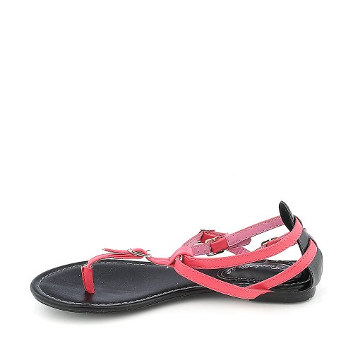 Breckelles Kvinnor Stacy-31 Sandal Shock Rosa