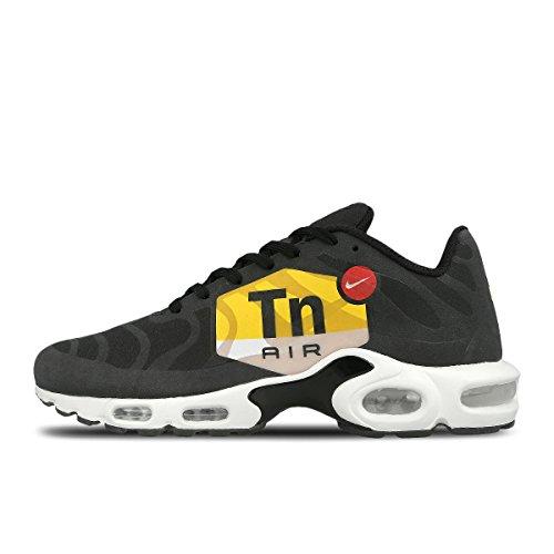 Nike Heren Air Max Plus Ns Gpx, Zwart / Wit, 11,5 M Ons